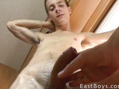 HD cock masturbation